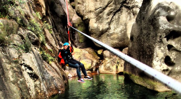 Canyoning Corse Calvi