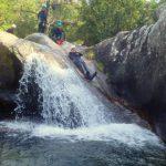 Canyoning Melaghia Bonifato