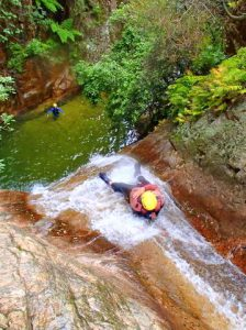 canyoning corse dardu