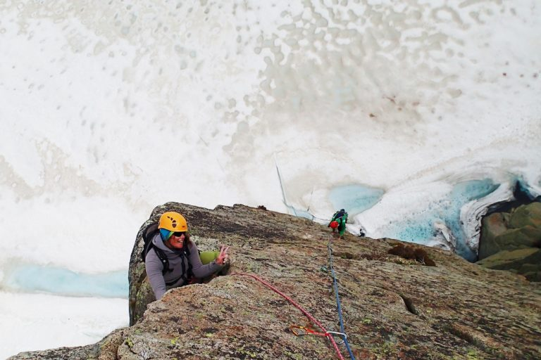 Rock climbing - Mountaineering