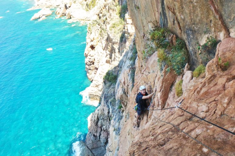 Rock climbing - multipitch routes