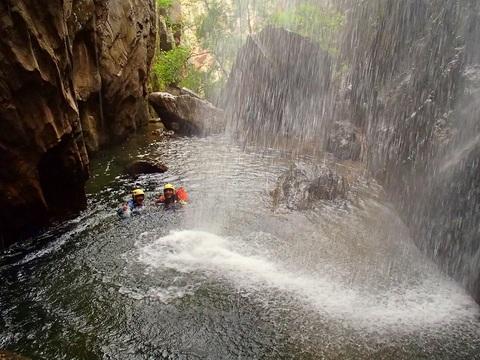 Canyon le Dardo sportif calvi
